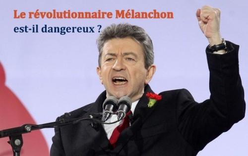 Jean-Luc Mélenchon, Front de Gauche, Marine Le Pen, candidat, Présidentielles 2012