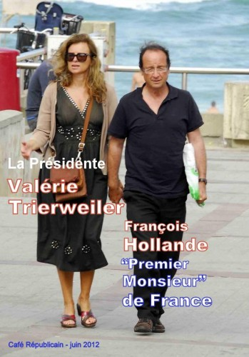 Parti socialiste, Hollande, Trierweiler, Royal,