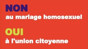 mariage, homosexualité,