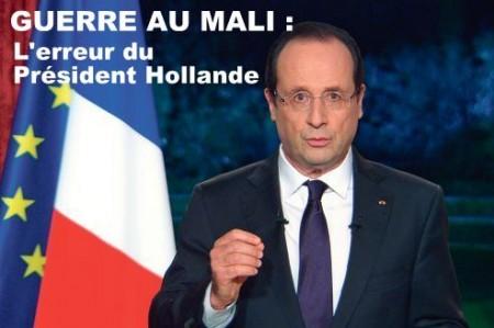 Hollande, hollande, Mali,