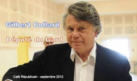 GIlbert Collard, France, étranger